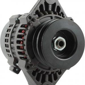 new 100 amp alternator fits pleasurecraft 305ci 350ci 496ci marine eng 2001 2004 44651 0 - Denparts