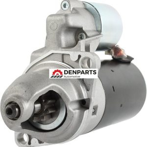 new 12 volt 1 1 kw pmgr 9 tooth starter fits ruggerini 563 49 5840 203 10107 0 - Denparts