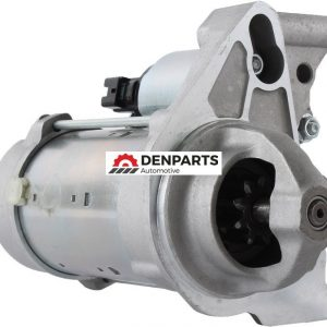 new 12 volt 1 5kw starter for 2011 2016 toyota sequoia v8 5 7l 345cid engine 46325 0 - Denparts