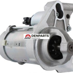 new 12 volt 1 5kw starter for 2012 2013 toyotatundra v8 5 7l 5663cc 346cid 46291 0 - Denparts