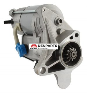 new 12 volt 1 8kw starter replaces land rover nad500150 nad500150e nad500300 49427 0 - Denparts