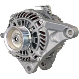 new 12 volt 110 amp alternator fits honda accord l4 2356cc standard transmission 99988 0 - Denparts
