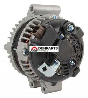 new 12 volt 110 amp cw rotation 7 groove pulley alternator for acura rdx 2 3l 97378 0 - Denparts