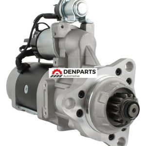 new 12 volt 12 tooth 39mt starter for cummins ihc mack volvo engines w ocp 97358 0 - Denparts