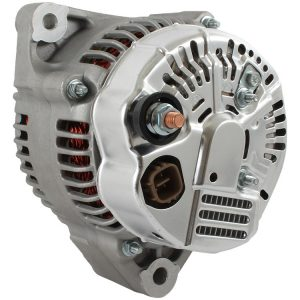 new 12 volt 120 amp alternator fits jaguar s type 4 0l 2000 2002 102178 0 - Denparts