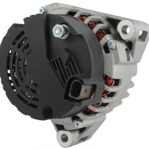 new 12 volt 120 amp alternator fits mercedes benz c32 c32t amg 203 kompressor 97383 0 - Denparts