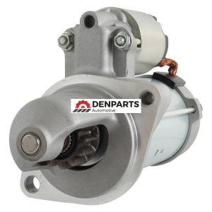 new 12 volt 13 tooth starter for bmw 640 series 2011 2016 3 0 liter 74603 0 - Denparts