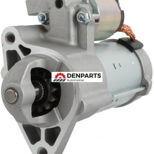 new 12 volt 13 tooth starter for dodge chrysler 56029652aa denso 438000 0330 74446 0 - Denparts