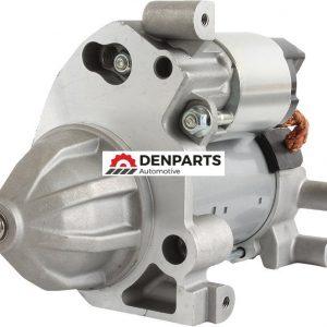 new 12 volt 2 0kw starter fits 2011 2012 toyota sequoia 4 6 liter 4608cc engine 84415 0 - Denparts