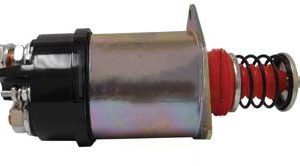 new 12 volt 41 mt solenoid for cummins 36752085rx 3921402 caterpillar 207 1513 43191 0 - Denparts