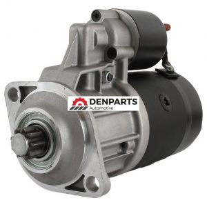 new 12 volt 9 tooth starter fits vw transporter vanagon h4 mini bus 2 1 liter 97380 0 - Denparts
