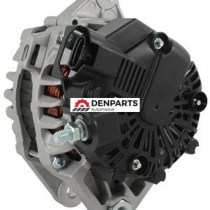 new 12 volt 90 amp alternator fits hyundai accent veloster kia rio 1 6 liter 97360 0 - Denparts