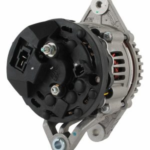 new 12 volt alternator fits john deere re234714 diesel engine tractors 43 amps 84411 0 - Denparts