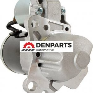 new 12 volt cw rotation pmgr starter for 2012 cadillac cts 3 0l 2012 2015 3 6l 46324 0 - Denparts