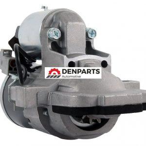 new 12 volt cw starter fits 2010 mazda 3 l4 2 0l 1999cc 2000cc 122cid 68740 0 - Denparts