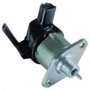 new 12 volt fuel cutoff solenoid fits kubota 17208 60016 17208 60017 78011 0 - Denparts