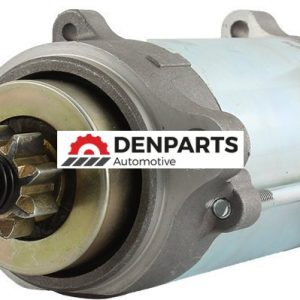 new 12 volt pmdd starter for 2008 bombardier mx z 600 x snowmobiles 597cc engine 46338 0 - Denparts