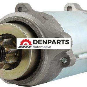 new 12 volt pmdd starter for 2008 bombardier mx z 800 renegade x snowmobile 46289 0 - Denparts