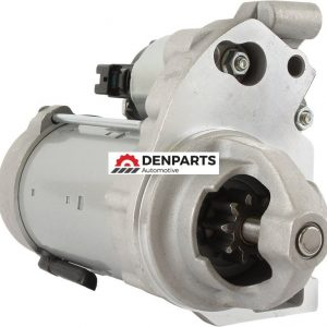 new 12 volt pmgr 1 5kw starter for toyota sequoia tundra trucks 28100 0s031 46301 0 - Denparts