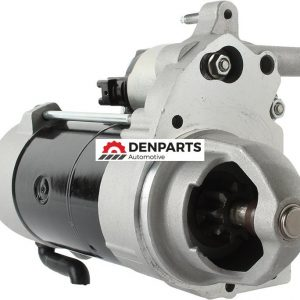 new 12 volt pmgr starter replaces toyota 28100 38020 denso 230 0370 428000 3980 12831 0 - Denparts