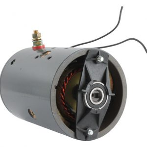 new 12 volt pump motor replaces western motor w 8999b w 8999a 68761 0 - Denparts