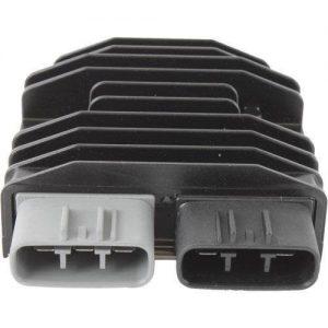 new 12 volt rectifier regulator for yamaha venture snowmobiles 2009 2014 2833 0 - Denparts