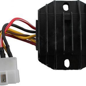 new 12 volt regulator fits john deere lx176 lx178 lx186 lx188 lx279 x475 x485 74427 0 - Denparts