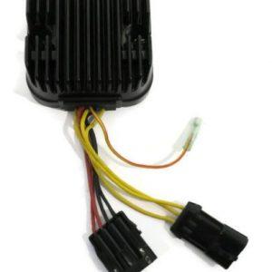 new 12 volt regulator fits polaris sportsman 500 tractor efi 500 x2 efi 500 x2 efi0 - Denparts
