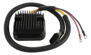 new 12 volt regulator for polaris sportsman 550 eps atv 549cc engine 2010 2012 106190 0 - Denparts