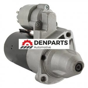 new 12 volt replaces mercedes benz starter a006 151 10 01 bosch 0 001 115 006 46826 0 - Denparts