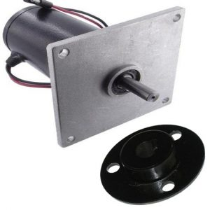 Salt Spreader Motor & Hub Replaces Buyers 3005414 3005693 3005693