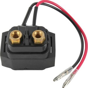 new 12 volt solenoid for yamaha pwc vx1100 vx 1052cc engine 2008 2009 101713 0 - Denparts