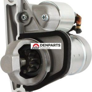 new 12 volt starter fits 2009 2013 nissan sentra 2 0 liter engine 49536 0 - Denparts