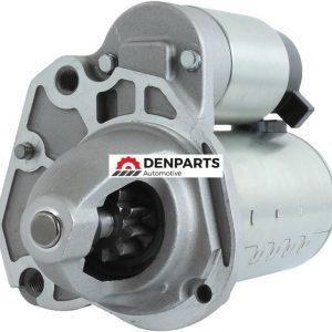 new 12 volt starter fits 2011 2014 dodge avenger 3 6l 3604cc vin g 101880 0 - Denparts