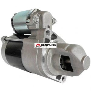 new 12 volt starter fits john deere mia11626 lawn tractor x300 17hp x324 22hp 61596 0 - Denparts