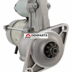 new 12 volt starter fits kioti dk35 dk45 dk50 dk55 nx45 nx5010 nx6010 dsl tractor 84423 0 - Denparts