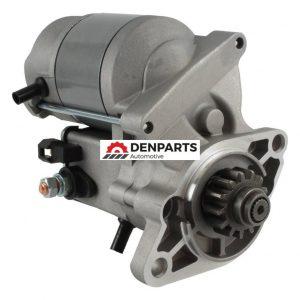 new 12 volt starter fits kubota 17423 63012 sub compact tractors 22 hp 84405 0 - Denparts