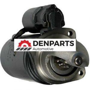new 12 volt starter fits mercedes benz l 1113 l 1116 l 1117 l 1318 l 1319 l 1516 97377 0 - Denparts