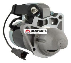 new 12 volt starter fits nissan armada titan 5 6l flex 5552cc 99977 0 - Denparts