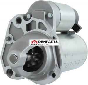 new 12 volt starter fits volkswagen routan 2011 2014 3604cc vin g 2011 2012 3605cc 101892 0 - Denparts