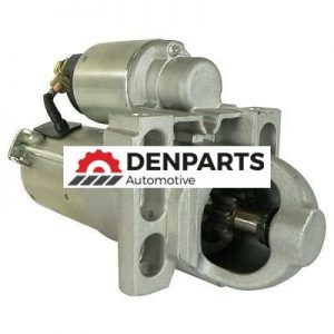 new 12 volt starter for gmc canyon 5 3l chevy tahoe 4 8 5 3l 12611102 19168041 13775 0 - Denparts