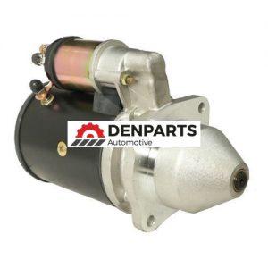 new 12 volt starter for j c bamford excavator 811 812 814 26274a 26274b 26274c 2519 0 - Denparts