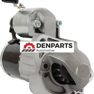 new 12 volt starter for mazda 2011 2012 zyf3 18 400 automatic transmission l4 46930 0 - Denparts