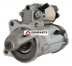 new 12 volt starter replaces ford dl3t 11000 aa dl3z 11002 a dl3z 11002 afc sa 1026 100777 0 - Denparts