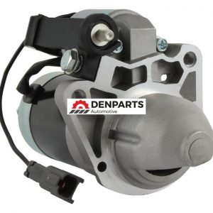 new 12 volt starter replaces nissan 23300 zv00a mitsubishi m001t30871 99972 0 - Denparts