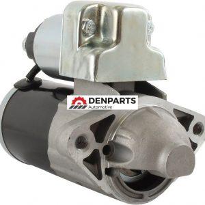 new 12 volt starter replaces suzuki auto part 31100 65j30 31100 65j30rem 49262 0 - Denparts