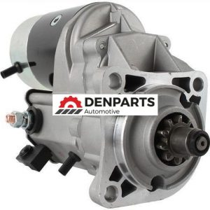 new 12v osgr starter replaces perkins engine 32a6602100 mitsubishi 32a66 02100 10062 0 - Denparts