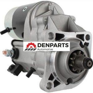 new 12v osgr starter replaces perkins engine 32a6602100 mitsubishi 32a66 02100 10062 0 - Denparts