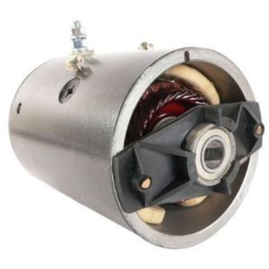 new 12v pump motor for monarch tommy lift double ball bearing 62762 0 - Denparts