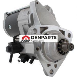 new 12v starter for all john deere scrapers 9430 9530 9630 6 824 diesel 15577 0 - Denparts